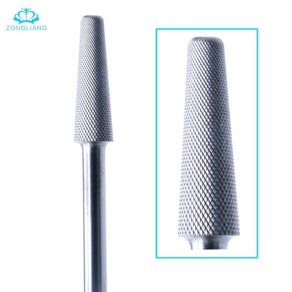 Сверло для ногтей из тонкого зуба для электрической маникюрной машины