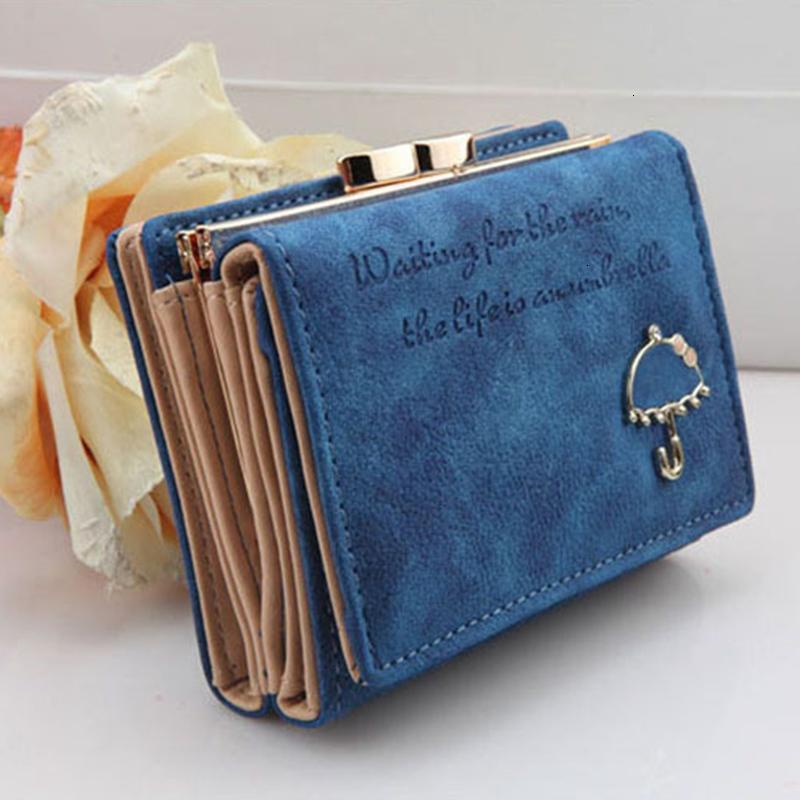 Salesalewomen üzerinde cüzdan üzerinde güzel şemsiye mektuplar desen pu öğrenmek snoep renk kızlar rits hasp çanta sikke çanta kart sahibi yumuşak çanta