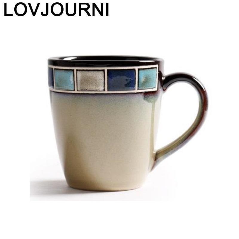 Mugs Para Cafe Tazze Colazione Milk Eco Friendly Coffe Funny Porcelain Large Tea Crockery Caneca Ceramic Novelty Coffee Cup And Mug