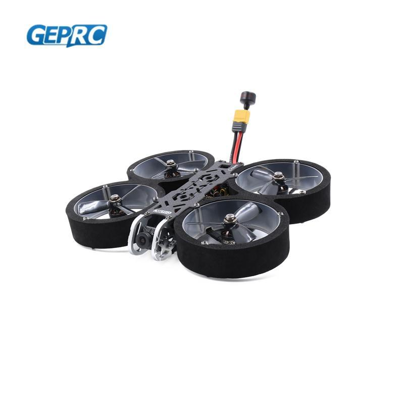GEPRC Taç HD 3 inç 4 S Cinewoop FPV Yarış Drone PNP / BNF W / CADDX Vista VTX Nebula Pro Kamera 1408 3500KV Fırçasız Motor