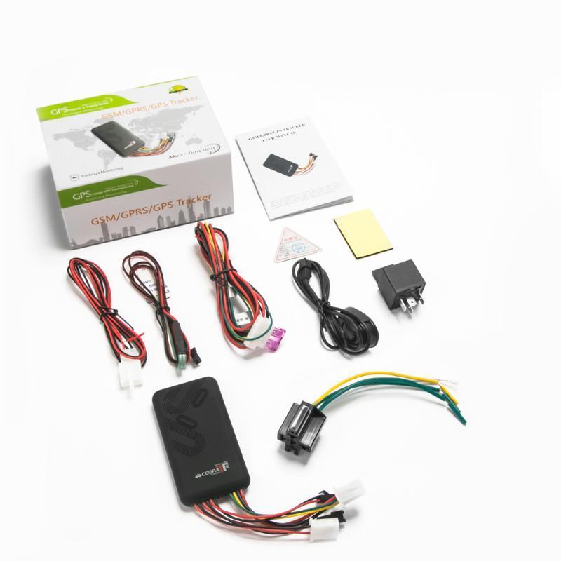 GT06 Mini Araba GPS Tracker SMS GSM GPRS Araç Online Izleme Sistemi Monitör Uzaktan Kumanda Alarm Motosiklet TK100 Için