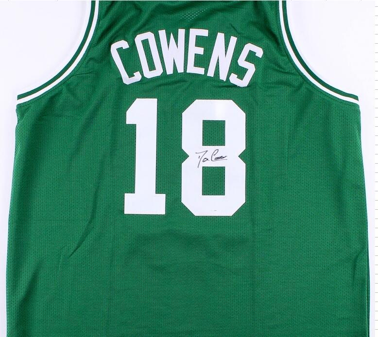 Covens imzalı imza imzalı imzalı oto jersey gömlek