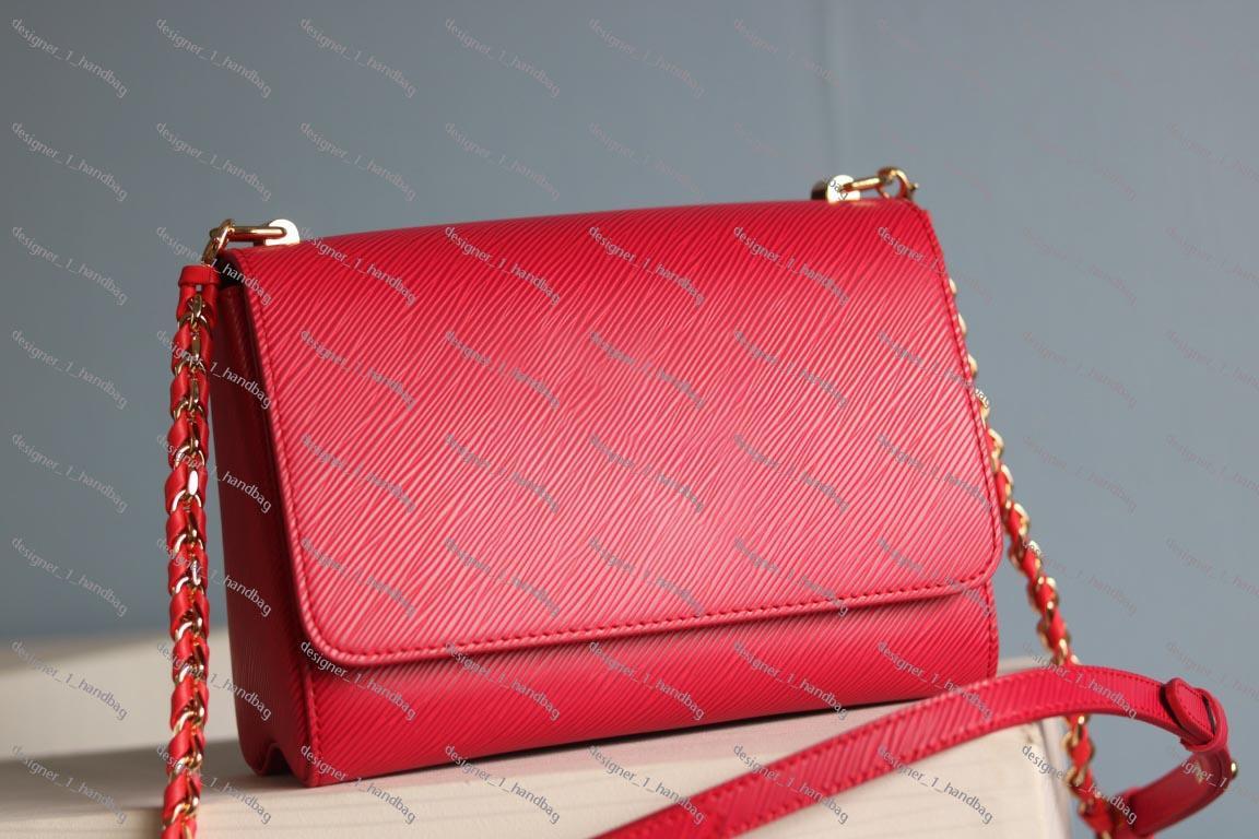 Luxurys Designer-Taschen Europäischen und amerikanischen College-Stil Messenger Kreuz-Tasche Frauen Brieftasche Mode Handtasche Geldbörse Tasche Geldbörse |
