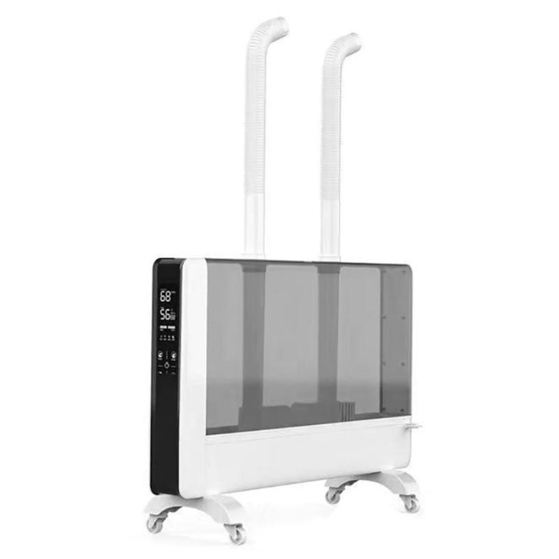 WiFi UV Désinfection Air Purificateur d'air Humidificateur 16L Aroma Essential Huile Diffuseur Définir automatiquement l'humidificateur de contrôle à distance