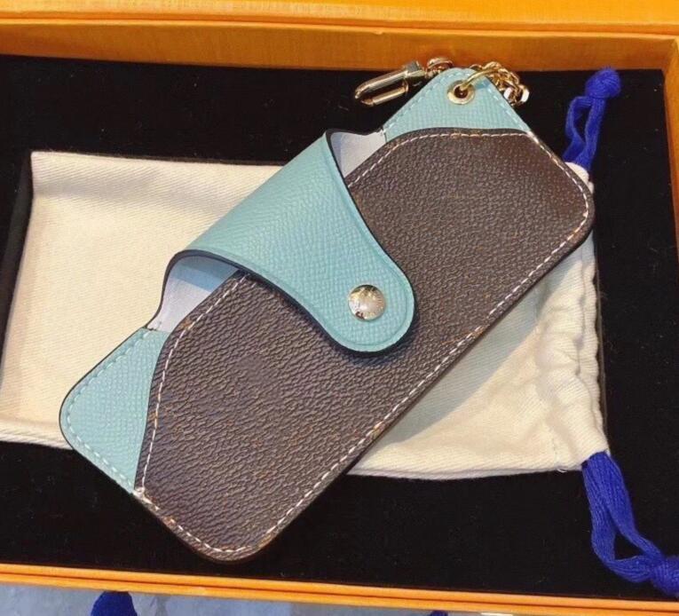 Männer Frauen Liebhaber Geschenke Luxus Mode Accessoires Paris Designer Sonnenbrille Koffer Taschen Tragbare Schlüsselanhänger Brille Boxs