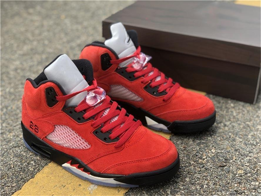 5 shraging الثور حذاء منتصف اسكواش أحمر أسود أبيض 3 متر عاكس الرجال الرياضة في الهواء الطلق أحذية رياضية عارضة الثقافة أحذية كرة السلة الدانتيل متابعة