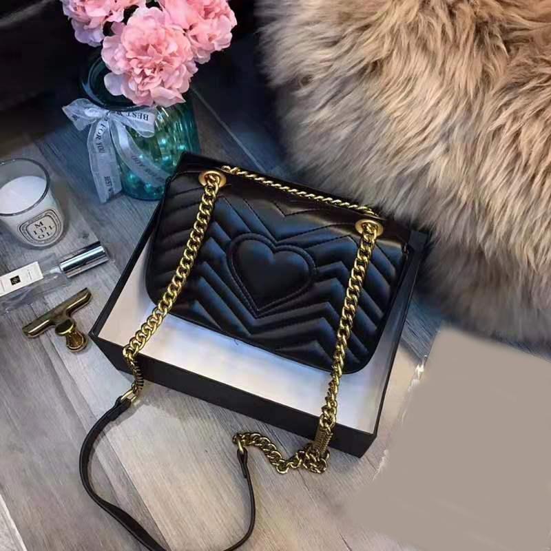 21S Mode de haute qualité Femme Sac Femme Dames Petites Chaînes Designers Bandes Messenger Sacs Multi Couleur Femmes Bandoulière
