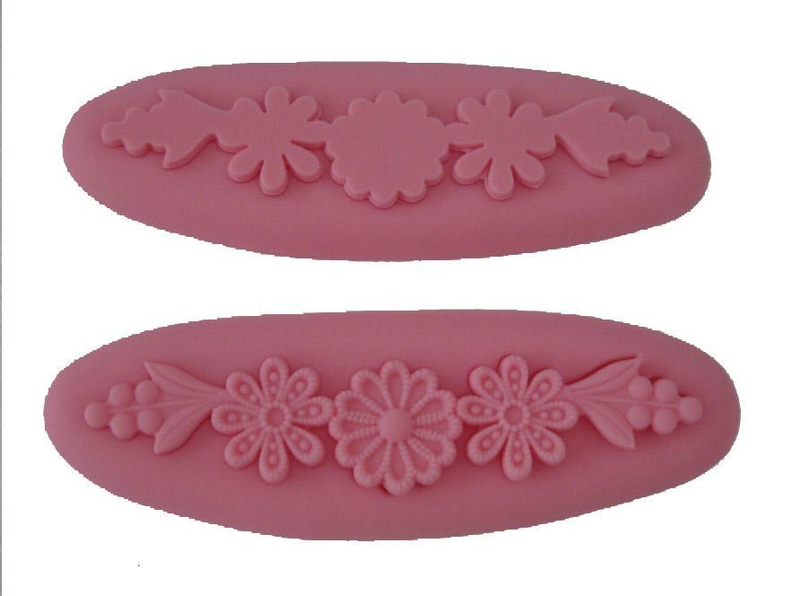 20 pcs/lot 100%silicone cake decorative tools, silicone rubber lace mould/silcone fondant mould/silicone cake decorative mold