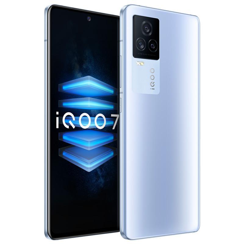 Original vivo iqoo 7 5g Handy 8 GB RAM 128 GB ROM Snapdragon 888 48MP Android 6,62 Zoll Full Screen Fingerabdruck ID FACE Weak Handy