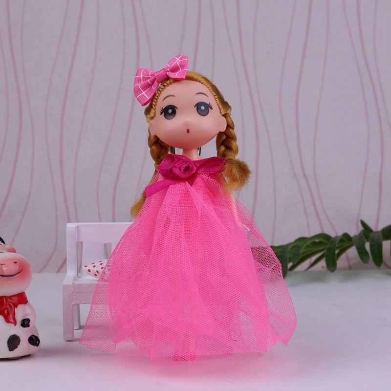 Новый 18 см CONGUED Кукла Кукольная цепь подвесной игрушечный учебный институт