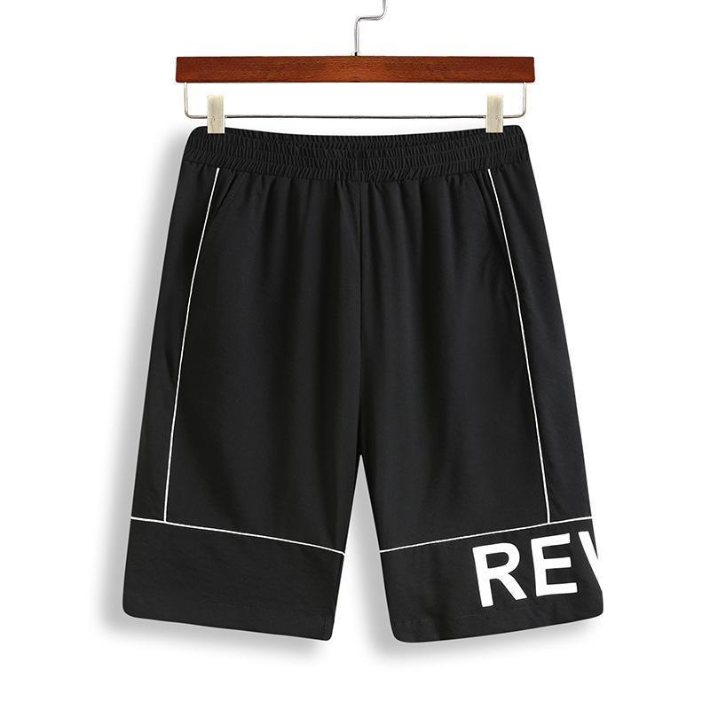 슈퍼 대형 여름 남성 패션 캐주얼 반바지 얇은 탄성 허리 느슨한 플러스 크기 2XL 3XL 4XL 5XL 6xL 7xl 8XL