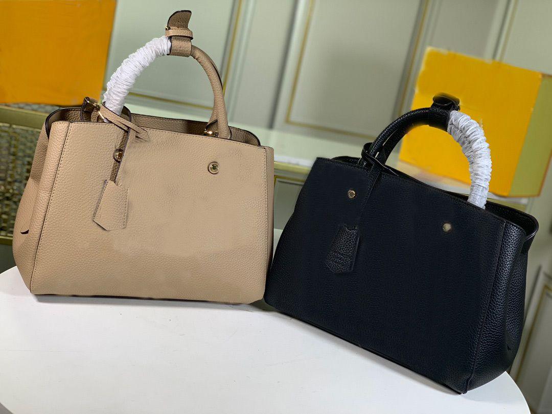 Alto hombro lujosas diseñadores bolsas de moda Mensajero 2021 mujeres bolsa de calidad bolsas vintage bolsas de impresión Totes Classic Crossbody Bag Djxlw