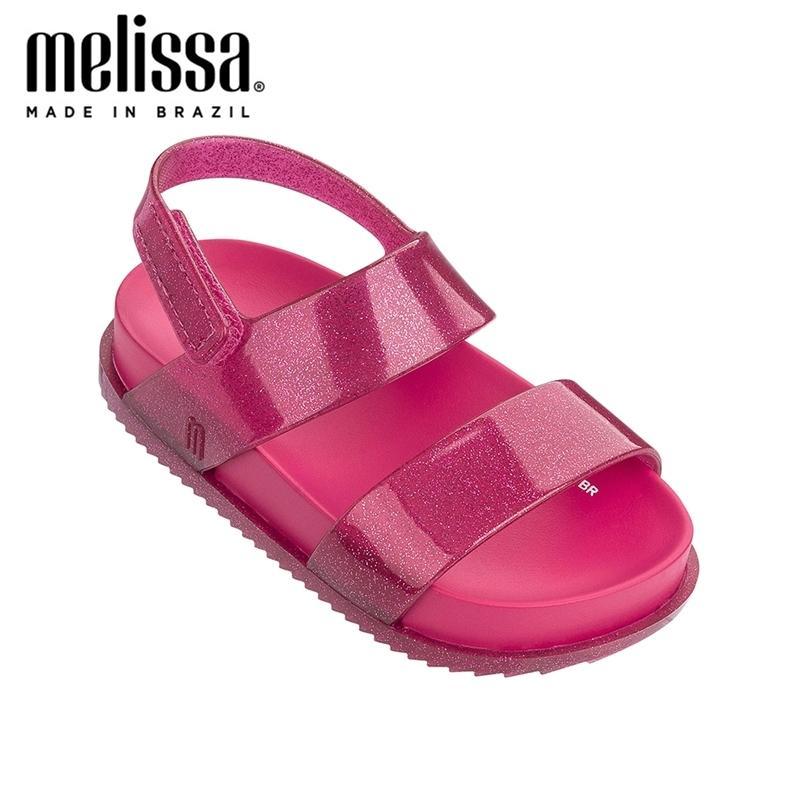 Mini Melissa Verano Playa Sandalia Niña Niño Jelly Zapatos Sandalias Bebé Zapatos Melissa Sandalias Zapatos Para Niños Niñas Sandalias Sandalias 210301