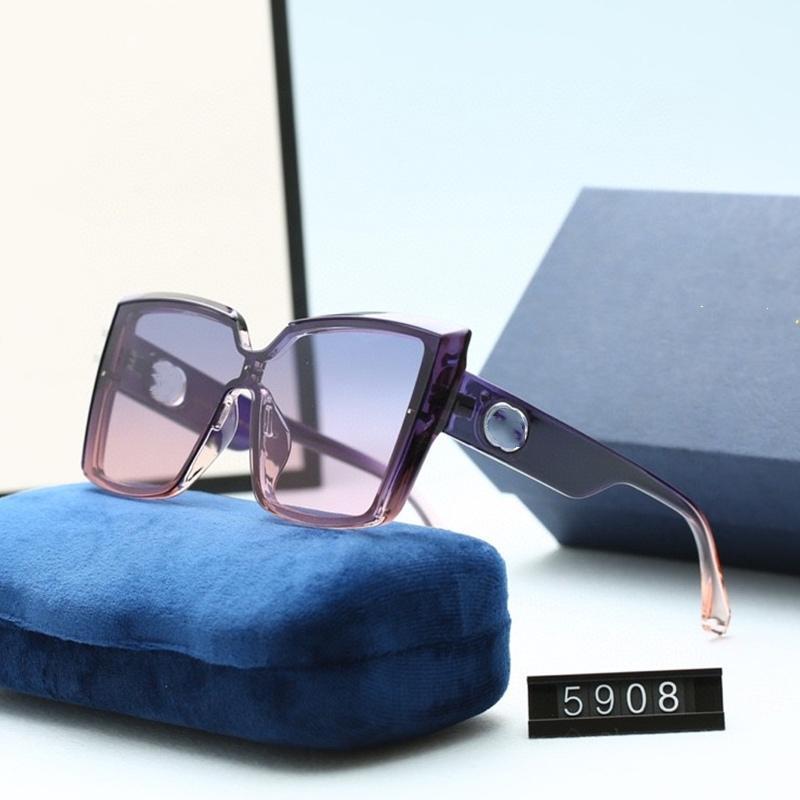 Lunettes de soleil pour les yeux de chat pour femmes tendance 5 couleurs mode classique décontracté de haute qualité HD Polarized lentilles lunettes de conduite 5908