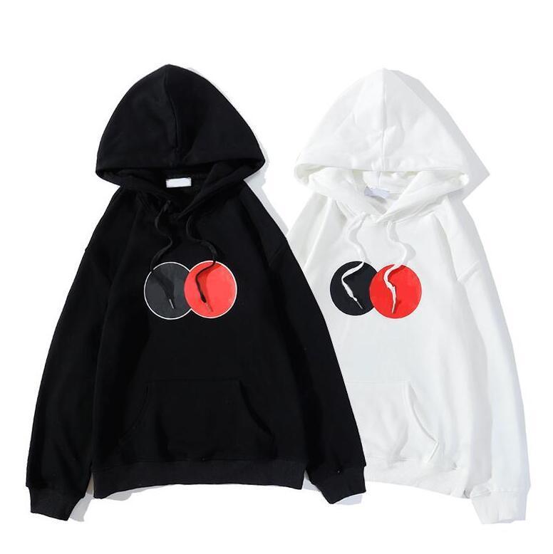 Fashional Herren Damen Designer Hoodies 21FW Buchstaben Drucken Hood Sweatshirt für Männer Womens Streetwear Casual Oberbekleidung Kleidung Hohe Qualität