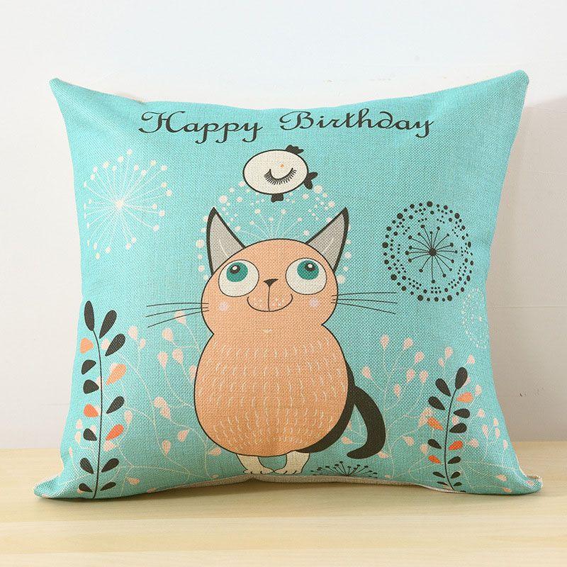 Travesseiro para figura personalizado padrão duplo padrão de publicidade personalizada impressão logotipo almofada de almofada de almofada de almofada