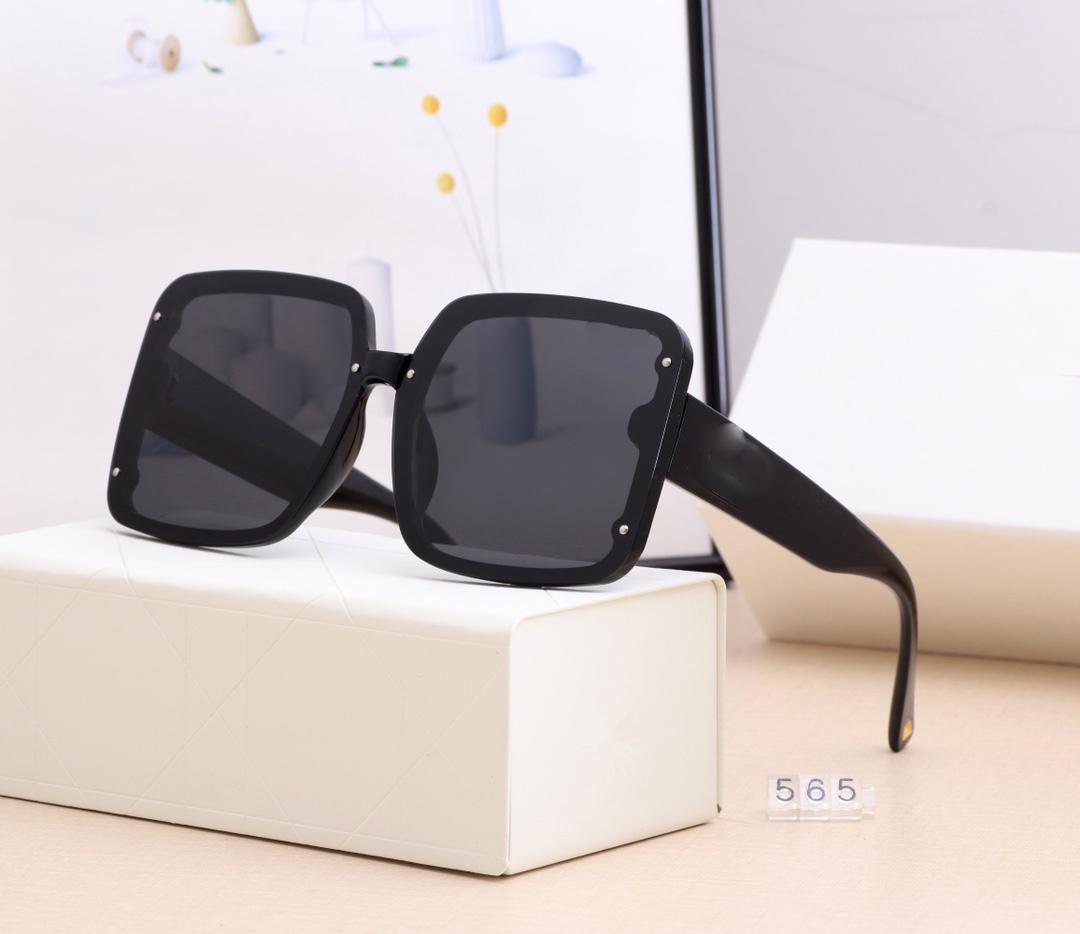 21 Designer Square Sonnenbrille Männer Frauen Vintage Farbtöne Polarisierte Sonnenbrille Männliche Sonnenbrille Mode Metall Planke Sonnenbrille Eyewear 565