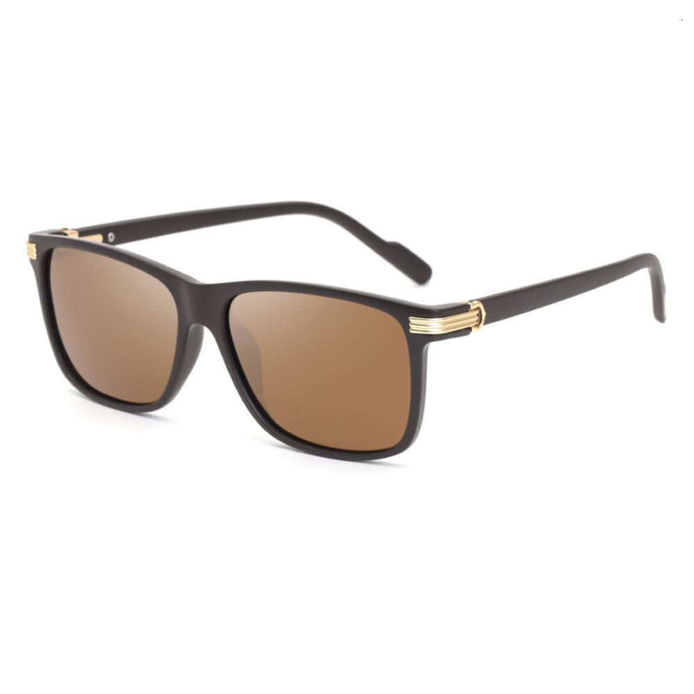 2020 novos óculos de sol polarizadores homens óculos de sol ultra clara dos homens óculos na moda CT0160s