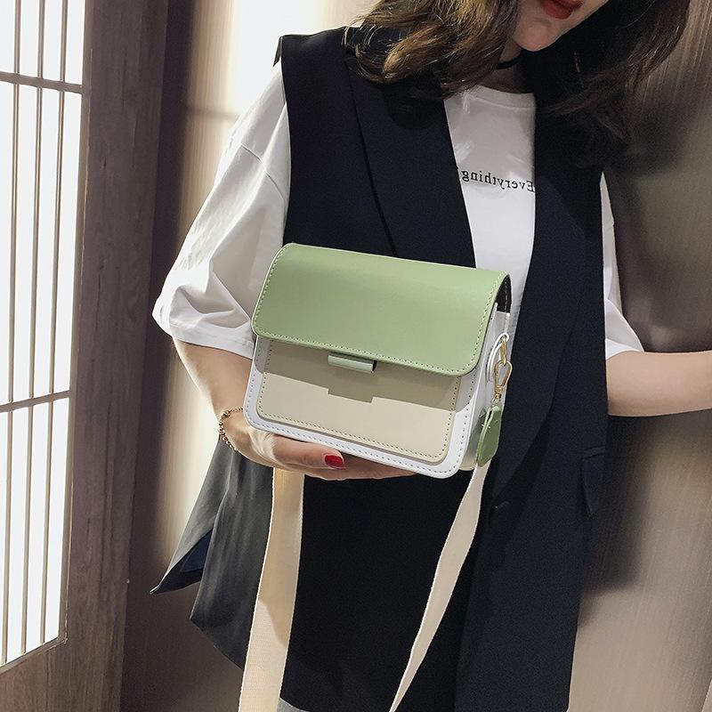 Frau Mode-Tasche Mini Leder Crossbody Taschen Messenger Dame über der Schulter Reise Geldbörsen und Klappenhandtaschen Kupplungen
