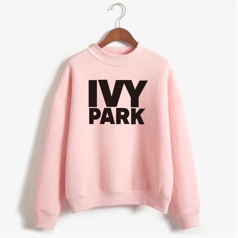 Wholesale- Beyonce IVY PARK Sweatshirt Winter Women 2019 Womens Sweatshirts Hoodies Long Sleeve Fleece Print Tracksuit Hoodies NSW-20003
