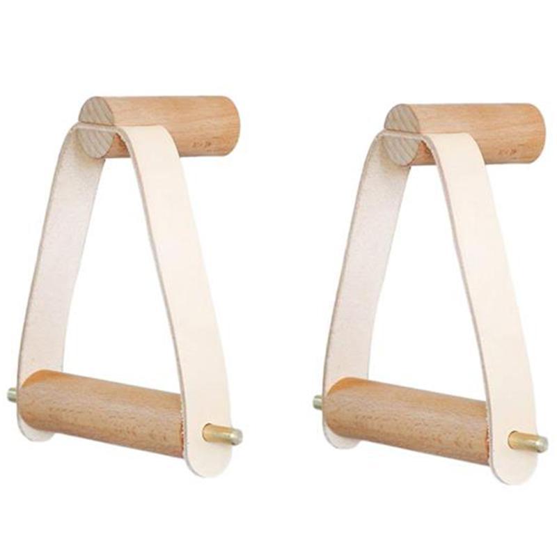 Topes de papel higiénico 2 PCS Tenedor de madera Rodado de baño Toalla de baño Toalla Dispensador Tisuals