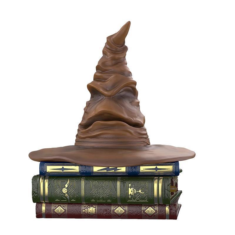 Садовые украшения 2021 Harrys Potters Сортировка шляпы Халлики надого надование Рождественские украшения Домашний декор Kawaii Room Magic Ornament Classic