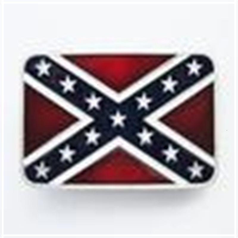 Dikdörtgen Erkekler Klasik Bayrak Yeni Vintage Kemer Toka Gurtelschnalle Bukletkar ayrıca ABD Buckle-T152