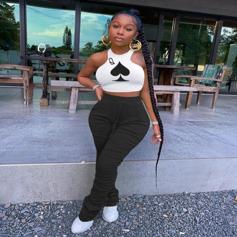 Moda Tasarımcısı Renkli Spor S Iki Parçalı Şort Seti Artı 3 Bayan Bayan Kadınlar Rahat Giyim Boyutu Kadınlar Suit NMWBQ