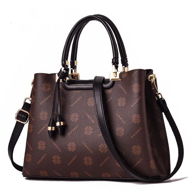 HBP 2021 new fashion old flower handbag slant cross bag multi-functional middle-aged mother bag original bag original picture.
