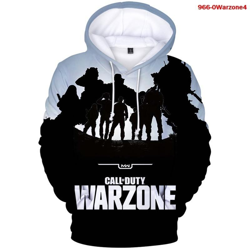 Warzone Männer Mode Hot Game Player Unbekannte Schlachtfelder 3D Print Herren Hoodies Aikooki New Pubg Sweatshirt