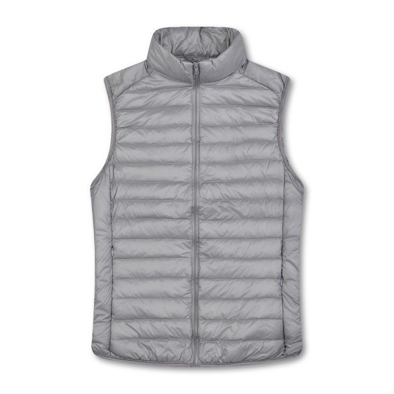 Monclair flocando logotipo para baixo jaqueta homens e mulheres França maré marca de algodão colete de alta qualidade com capuz cordão coletes S-XXXL 16