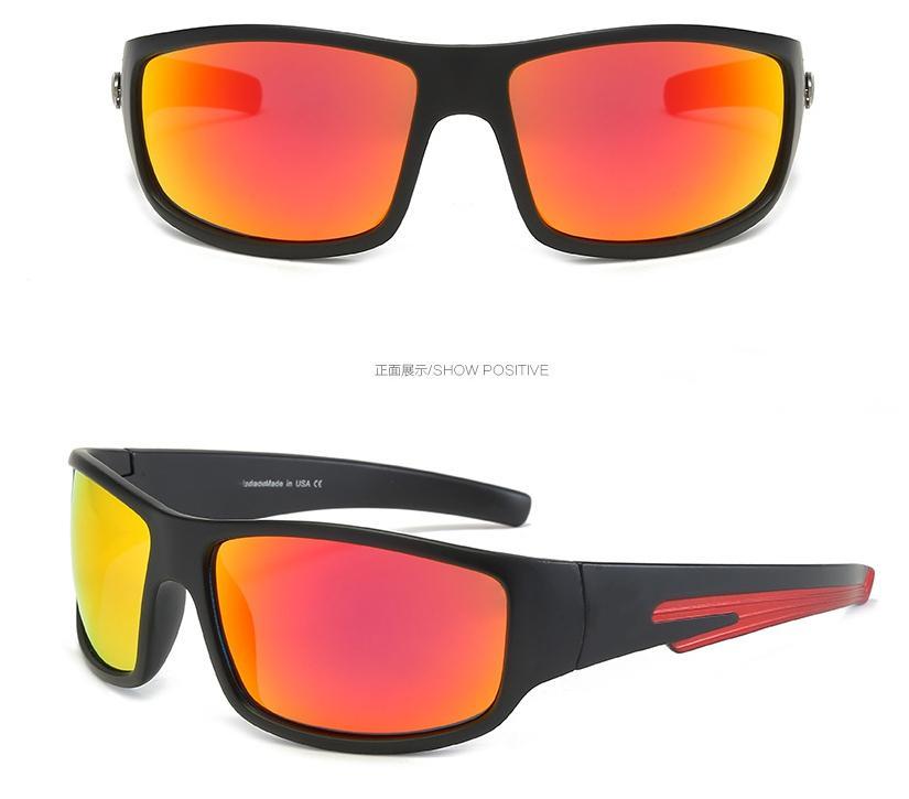 2021 Brand Estate UV400 Donna Cycling Glasss Classic Outdoor Sport Sunglasses Occhiali da sole Eyewear 5 Colori Spedizione gratuita 9016