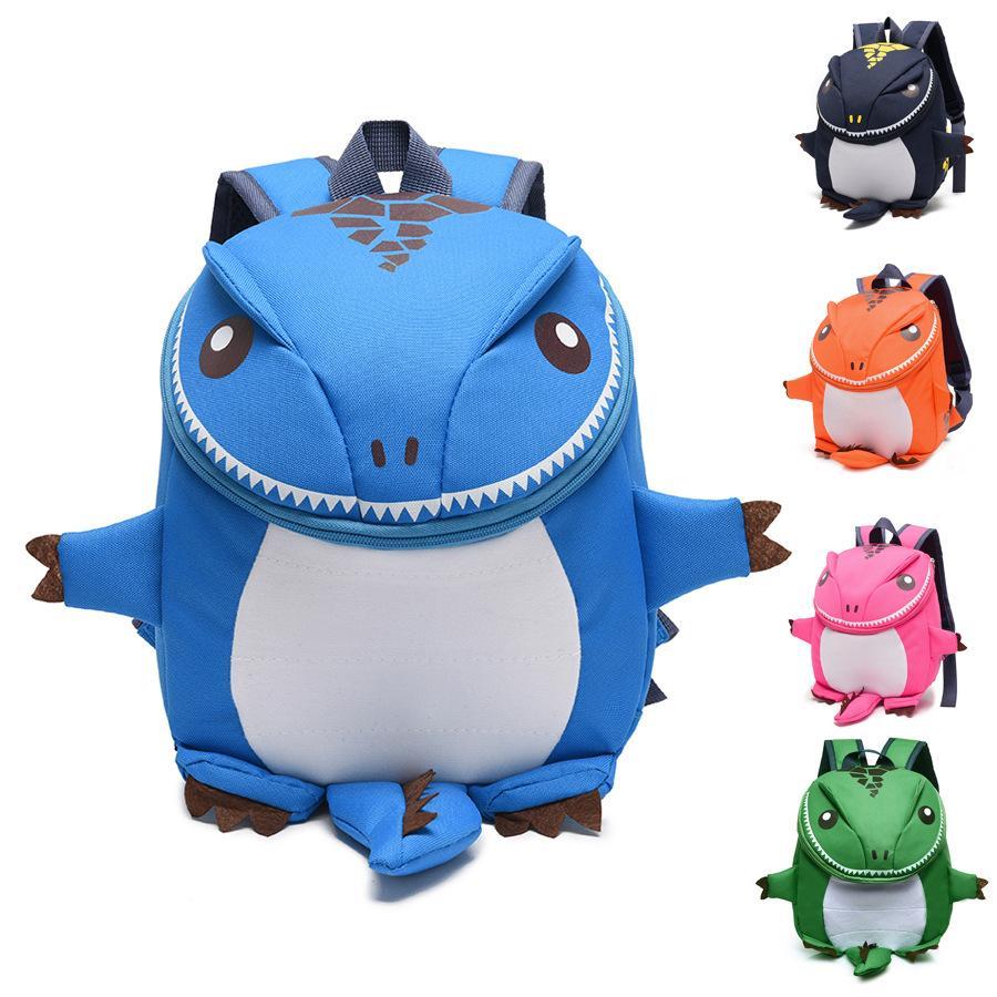 Fidget игрушки плюшевые игрушки динозавр животных рюкзак наполненные кукла высококачественный трехмерный PP хлопок короткие плюши рождественский подарок милый сюрприз животных оптом