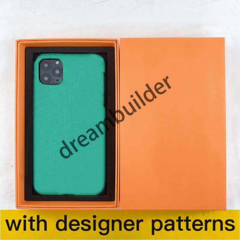 Casos de telefone de moda por atacado para iPhone 12 Pro Max 11 11PRO 11PROMAX CASO 7 8 PLUS XR X XS XSMAX Cobertura PU couro Samsung S10 S10P S20 S20P S20U NOTA 10 10P 20 Ultra Shell