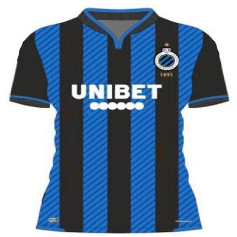 20 21 Brugge Futbol Forması 2020-2021 Vorter Vanaken Diatta Dennis Erkek Futbol Jersey Top