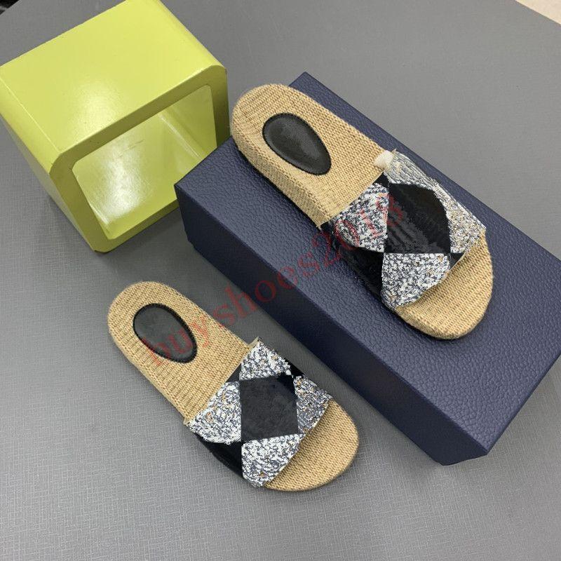 2021 منزلقات رجالي إمرأة الصيف الصنادل الشاطئ النعال الرجال الوجه يتعاطس المتسكعون الأسود في المنزل الشرائح chaussures أحذية