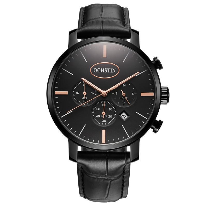 Relojes de pulsera Ochstin Watch 2021 Hombres Moda Relojes casuales Deportes para hombre Restaurante para hombre
