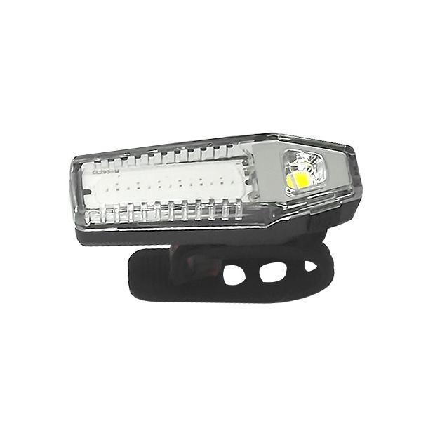 Bisiklet Işıkları LY 1 ADET Arka Lambası USB Şarj Su Geçirmez Dağ Bisikletleri COB Dikkat Lambası Açık BF88