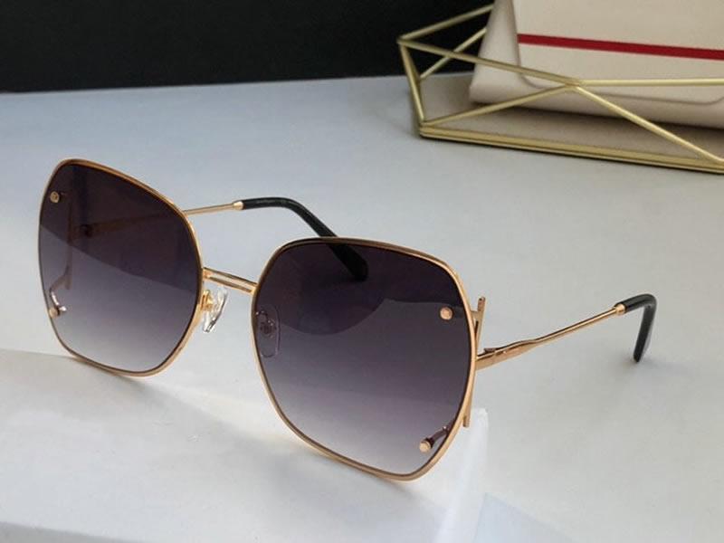 2021 새로운 망 선글라스 여성의 선글라스 태도 태양 안경 패션 스타일은 눈을 보호합니다. Gafas de sol Lunettes de soleil 상자