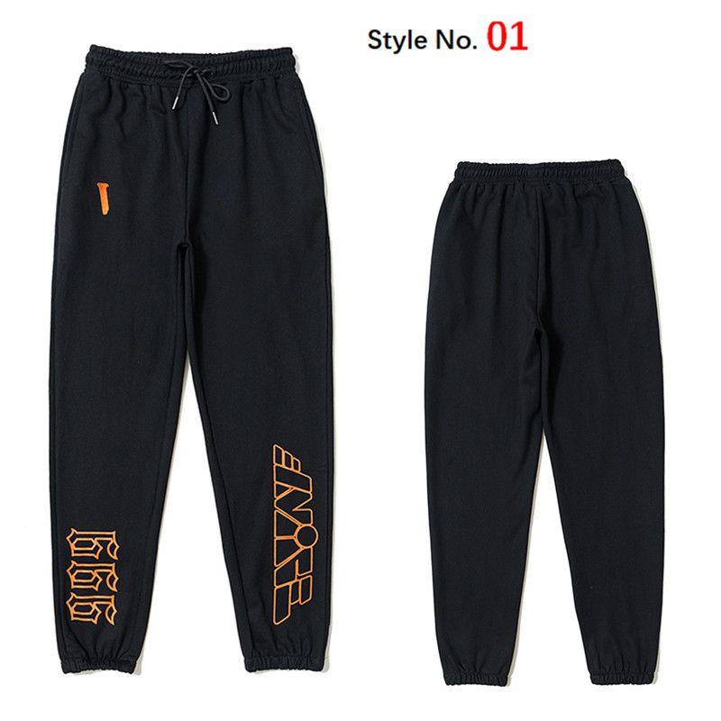 2021 Erkek Pantolon Yüksek Sokak Pantolon Kadınlar Için Spor Pantolon Yansıtıcı Sweatpants Casual Erkek Hip Hop Camo Streetwear Camo Kutusu Ile Yüksek Kalite