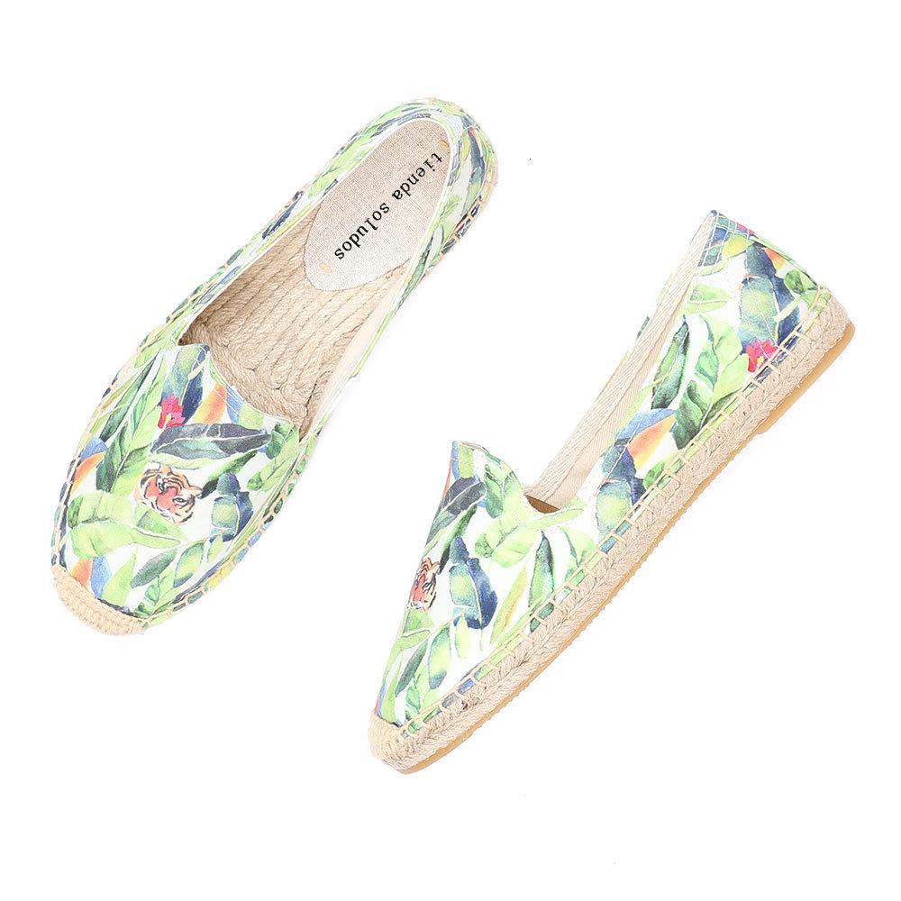Dress Shoes Alpargatas femininas casuais de borracha sem cadarço com plataforma lisa, tempo limitado, NAK0