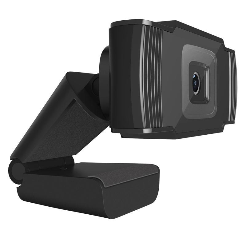 Webcams HD USB 2.0 PC Caméra 480P Enregistrement vidéo Webcam Webcam web avec micro pour ordinateur portable Skype MSN