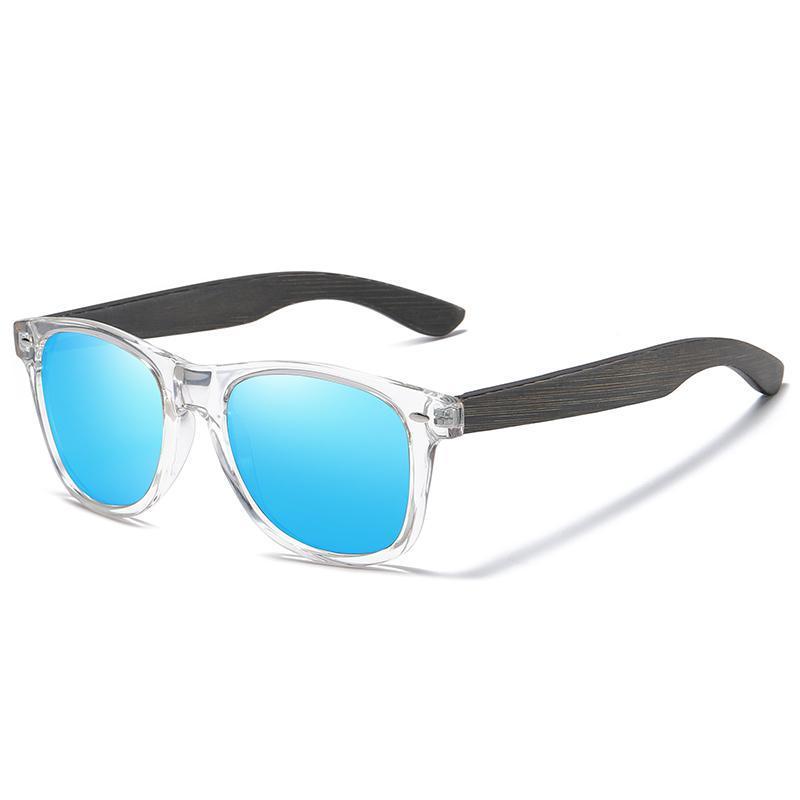 Sonnenbrille GM Bambus-Tempel Männer Frauen Reise Sonnenbrille Holz Mode Marke Design Männliche Frau S5087
