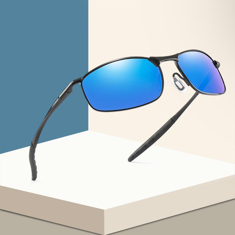 Солнцезащитные очки Polarized Mens Переходные линзы Вождение Polaroid Солнцезащитные Очки Для Мужчины Мужской Водитель Водитель Открытый Мода Safty Goggles UV400