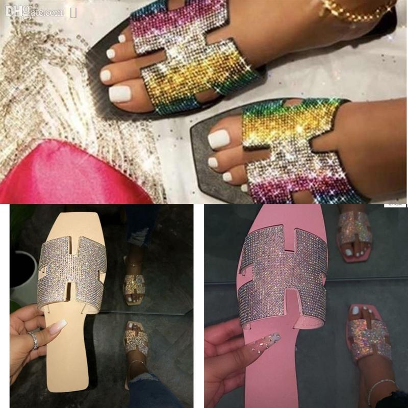 WAGO Summer Designer Men Slipper Flops Genuine Cuero Cómodo Beach Fashion Soft Slippers Outdoor Alta Calidad Sandalias de alta calidad