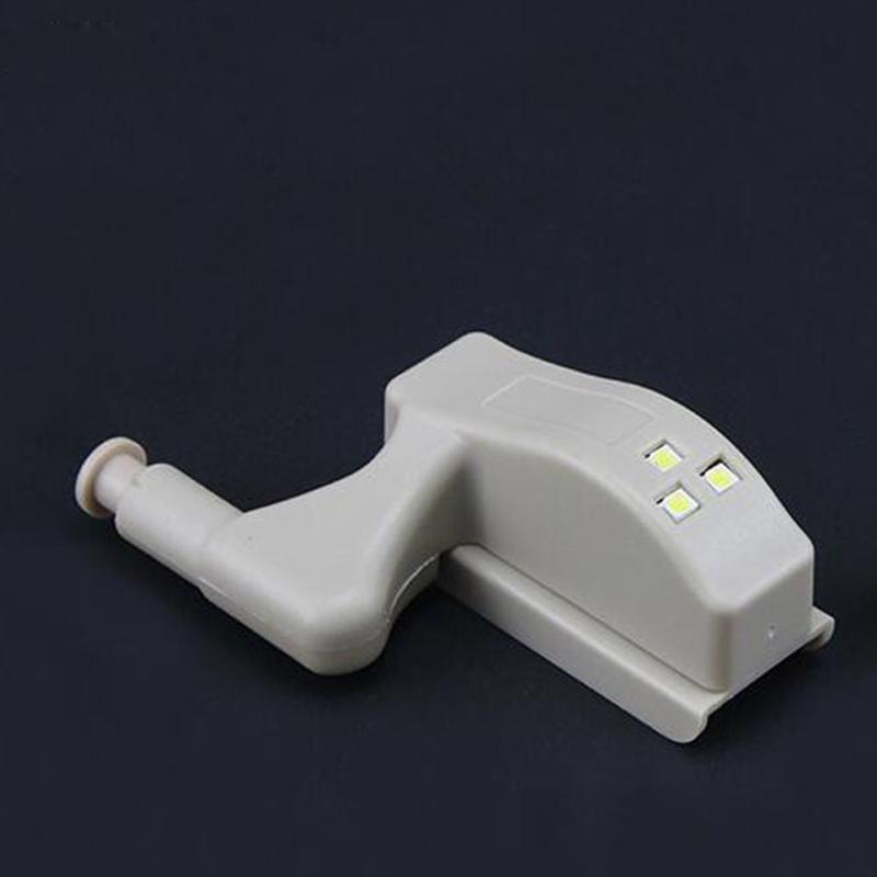 BecoStar 6PCS / пакет Универсальный шкаф внутренний шарнир Светодиодный датчик кухня аварийный ночной свет