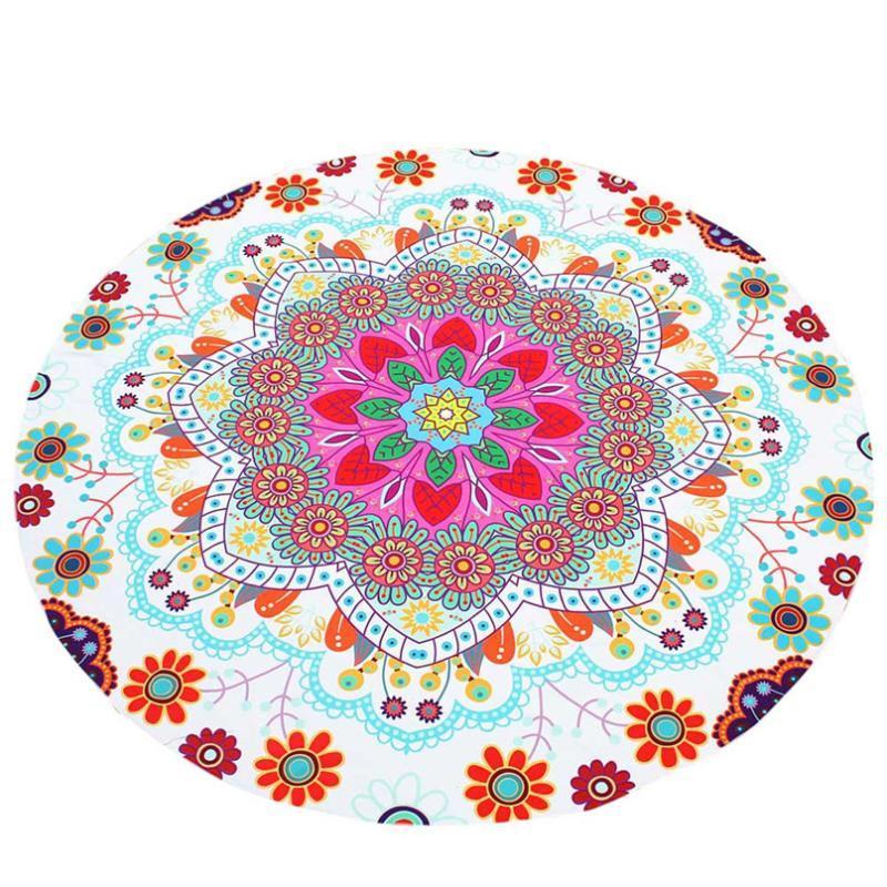 Женские купальники Характеристики шаблон стены висит гобелен пляж пикник бросок йоги коврик напечатанный полотенце одеяло платок портативный # 3J03FN