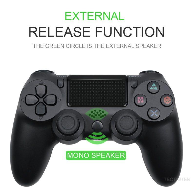 Joystick Wireless Bluetooth para SONY PS4 Controller Gamepad para PlayStation4 Play Station 4 Consola Dualshock 4 para PS4 PS3