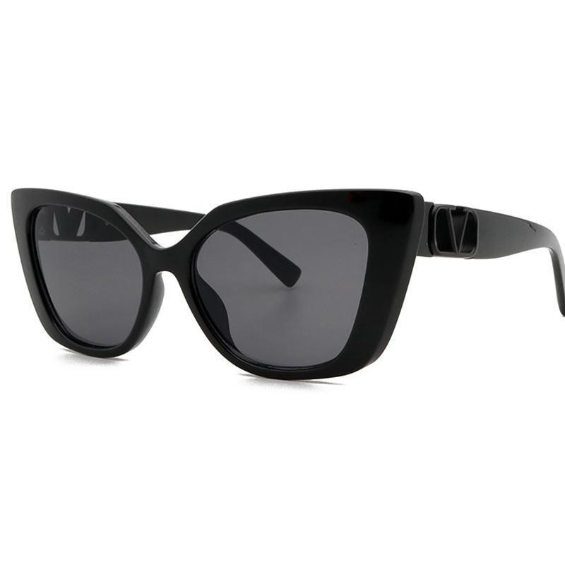 Lujo nuevo gato ojo punk gafas de sol mujeres 2021 vintage gafas de sol hombres cuadrado Sunglass Oculos Feminino Lentes Gafas de Sol UV400