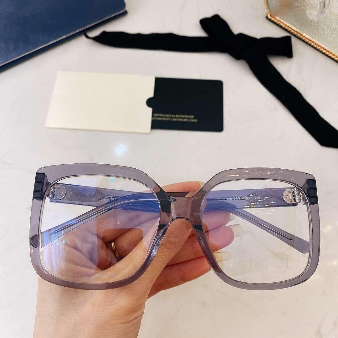 Nuevos lentes de restauración transparente para hombres Maneras de los hombres Marco Myopia Mujeres Eye Eye Gafas y Caja 056921SNUL
